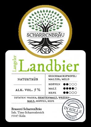 Scharrenbräu Landbier